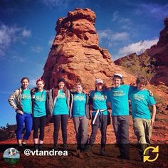RG @ vtandrea: sad that it's over: what a truly amazing group from #bostoncollege. Thanks @ bcrecreation for organizing the trip - these students got to climb in 6 different areas on 5 different kinds of rock, and they learned a lot and improved their climbing skills along the way. Hooray for #bcspringbreak #utah #desertclimbing #camp #climb