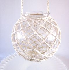 Your place to buy and sell all things handmade Dream Catcher Patterns, Diamond Candles, Diamond Dreams, Candle Lanterns, Glass Globe, Diamond Pattern, Knitting Yarn, Candle Holders, Great Gifts