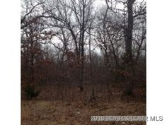Is it seclusion you are after? If so here is the property for you!This tract consists of 19 acres in South Camden County great for hunting, building a home, or bring your camper and get away from it all.The Acreage is wooded. Property is in Stoutland school district in Camdenton MO