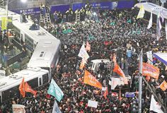Protesters to Clamor at the Gates of Cheong Wa Dae - The Chosun Ilbo (English Edition): Daily News from Korea - National/Politics > National