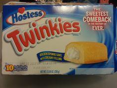 Box of Twinkies!