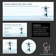 Custom marketing materials can include business cards, social media banners, icons and more!  Contact sales@carbendesignstudio.com for more info!