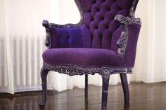 purple chair - Google Search