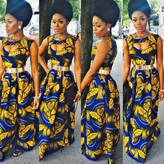 Irresistibly Gorgeous Ankara Styles of all Time! Ankara Truly Unique - Wedding Digest Naija