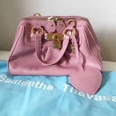 Weekend Warriors Hpsamantha Thavasa Pink Bag