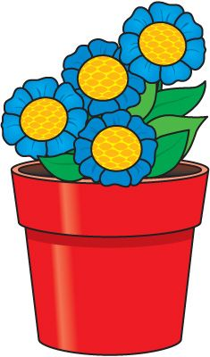 388 Best Clip Art Flowers Images Flower Art Free Coloring Pages