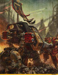 Warhammer 40000,warhammer40000, warhammer40k, warhammer 40k, ваха, сорокотысячник,фэндомы,Space Marine,Adeptus Astartes,Dreadnought,Deathwatch,Imperium,Империум