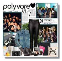 """Polyvore HQ Meetup 2013 (What I Wore)"" by coeurdcoeurs7 ❤ liked on Polyvore featuring Whiteley, Madewell, Topshop, Vince Camuto, Raymond Weil, Riedel, polyvoremeetup and whatiwore"