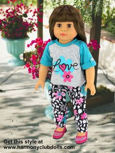 "SHOP 18"" doll clothes at Harmony Club Dolls <a href=""http://www.harmonyclubdolls.com"" rel=""nofollow"" target=""_blank"">www.harmonyclubdo...</a>"