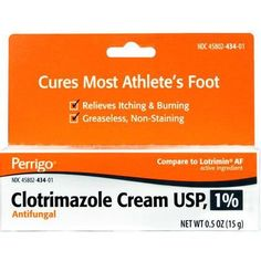 Clotrimazole is used in the treatment of skin conditions caused by ringworm and other susceptible fungal infections. Athletes Foot Cream, Facial Warts, Health Awareness Months, Toenail Fungus Remedies, Foot Remedies, How To Get Rid Of Acne, Pharmacology, Health Facts, Vestidos