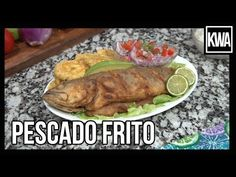 PESCADO FRITO The Creator, Turkey, Dishes, Youtube, Recipes, Food, Gastronomia, Healthy Juices, Clean Eating Meals