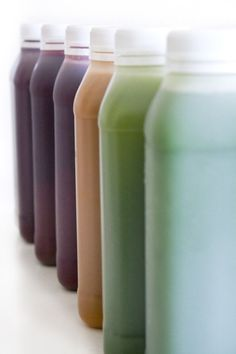 Juice: Green Machine, Candied Carrot & Sweet Beet