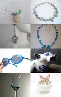 Lovely Items from Etsy Friends. by yet meekin on Etsy--Pinned with TreasuryPin.com