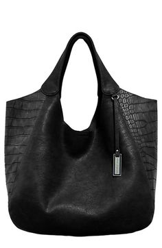 Urban Originals 'Masterpiece' Croc Embossed Tote available at #Nordstrom