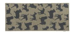 Hug Rug T222 Eco-Friendly Indoor/Outdoor Runner, 25.5-Inch x 59-Inch, Beige with Charcoal Dog Bosmere http://www.amazon.com/dp/B005HW7GPI/ref=cm_sw_r_pi_dp_KSL0tb18NM37JKNG