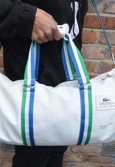 Mens Trendy Lacoste Bag