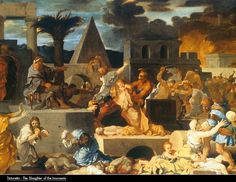 Tintoretto: The Slaughter of the Innocents