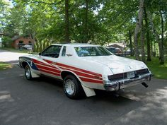 1975 Buick Century Indy Pace Car. One of 1,800 made. Autographed by Bobby Unser, who won the race.