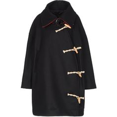 VIVIENNE WESTWOOD ANGLOMANIA Mid-length jacket ($990) ❤ liked on Polyvore
