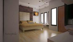 Layanan renovsi dan tata kelola interior Kamar Tidur rumah tinggal serta apartemen di wilayah Jakarta, melayani pelanggan hingga kawasan Jabodetabek.