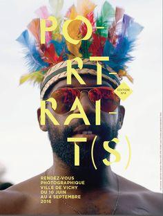 4ème Edition du Festival Portraits, à Vichy, du 10 juin au 4 septembre