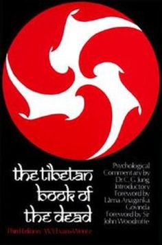 Tibetian book of the dead book...bardo