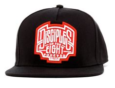 "REBEL 8 ""Disciples of the Eight"" Snapback Cap 013cf98c8157"