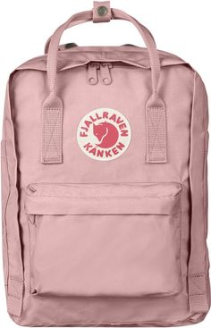 Pink Fjallraven Classic