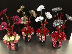 """""""Be my punky-tine"""" Valentine's Day Gifts and Floral 2013 Design by Christian Rebollo  No.1"""