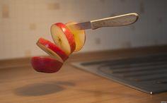 Fruit-Levitation by Florian Schwenk on 500px