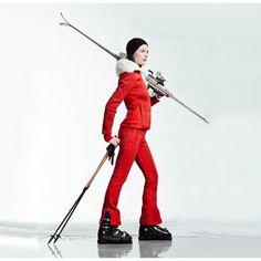 Lacoste relanza la histórica marca de esquí Fusalp | Lugares de Nieve Snow Fashion, Winter Fashion, Fashion Fashion, Fashion Women, Apres Ski Outfits, Lacoste, Vintage Ski Jacket, Ski Jumpsuit, Boyish Style