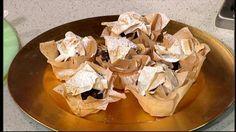 Lorraine Pascale's crispy filo mince pies Christmas Brunch, Christmas Baking, Christmas Meals, Xmas, Christmas Recipes, Pastry Recipes, Cake Recipes, Cooking Recipes, Filo Pastry