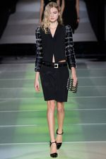 Giorgio Armani Fall 2014 Ready-to-Wear Collection on Style.com: Complete Collection