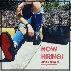 Calling all fashionistas! We are NOW HIRING part time sales associates to join our fun team! We are looking for candidates who are personable, outgoing, and have a passion for high-end fashion! The perfect candidate would have great customer service, excellent communication skills and be a dedicated team player! Previous sales experience preferred but not required. Please apply directly on our website!