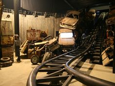 Van Helsing's Factory | Movie Park Germany | Germany
