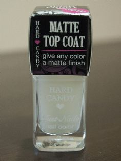 matte top coat for that black on black french tip, though I might try a purple on purple