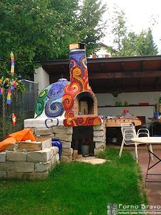 Forno Bravo's Pompeii DIY Brick Oven Photos Around the World gallery features bread and pizza ovens around the world built with our free oven plans.