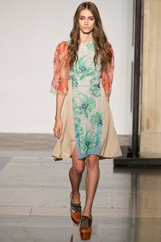 Jonathan Saunders Spring 2014 Ready-to-Wear Collection Photos - Vogue