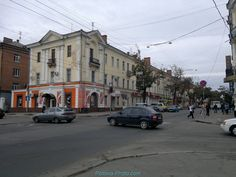 Полтава, Комсомольская ул.