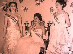 """Sofía Silva Inserri Represntando al Estado Bolivar, fue Elegina el sábado 7 de Junio del año 1952, por unanimidad, en """"Miss Venezuela 1952″ by Antoni Azocar."""