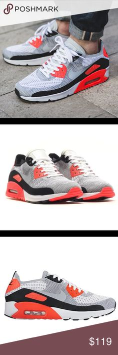 cheaper 5efae 09800 Nike Air Max 90 2.0 Flyknit Infrared Size 7.5. Newest release from Nike and  super