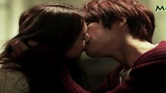 Image result for Jaejoong kiss gif