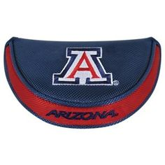 Team Effort NCAA Golf Mallet Putter Cover - University of Arizona