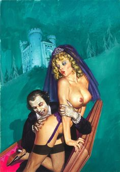 Maiden Noir :: [VINTAGE] 1970~80년대 Adult Comic Cover ZORA