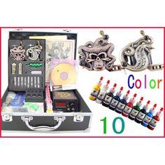 Monster 2 Machine Tattoo Kit