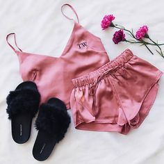 Women Lingerie – Gardening Tips Jolie Lingerie, Cute Lingerie, Lingerie Outfits, Satin Lingerie, Women Lingerie, Lingerie Dress, Luxury Lingerie, Cute Sleepwear, Lingerie Sleepwear