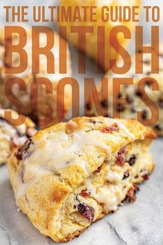 Perfectly flaky scones that can easily be made into any flavor you'd like including blueberry cranberry orange pumpkin chocolate chip pumpkin and cinnamon! Brunch Recipes, Breakfast Recipes, Dessert Recipes, Pastry Recipes, Baking Recipes, Scone Recipes, Crepes, Baking Scones, Bread Baking