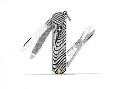 Our Sterling Silver David Yurman x VIctorinox Swiss Army knife via Selectism.com