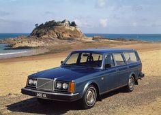 USA version Volvo 265 GL