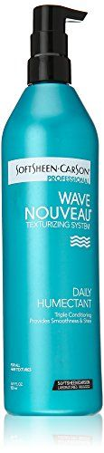 Softsheen Carson Wave Nouveau Daily Humectant for Hair 1689 Fluid Ounce *** Click image to review more details.
